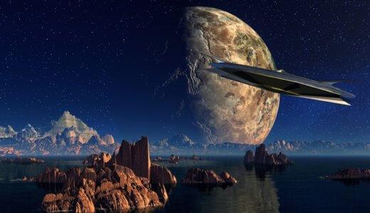 【動画あり】え、飛行機?本物と偽物UFOを見分ける方法。UFOを目撃する意味とは?