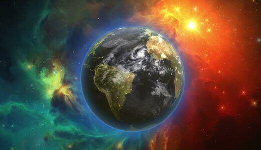 地球は意識体かも?美しい地球のエネルギーと繋がり共存するアーシング