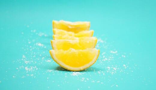 レモンで心と身体を浄化&デトックス効果を期待できるかもしれない件